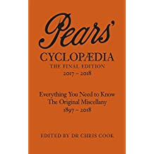 Pears' Cyclopaedia 2017-2018