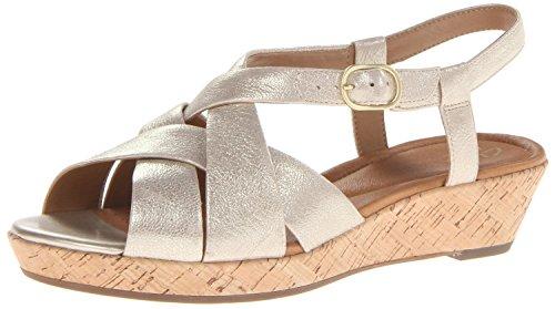 Clarks Women's Orlena Chutney Wedge Sandal
