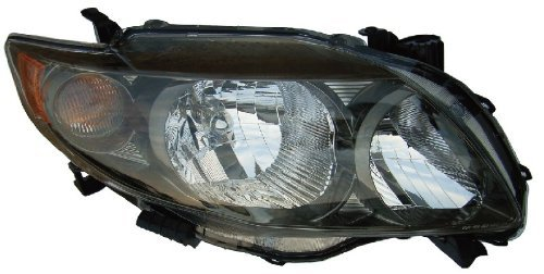 DODGE VAN/PU/SUV RAM PICK-UP SPORT | LARAMIE (PLASTIC BMP) FOG LIGHT ASSEMBLY LEFT (DRIVER SIDE) 2002-2008 by TYC