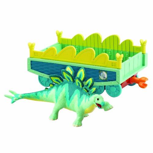 Le Dino Train - LC53003MP - Figurine - Maurice et son Wagon