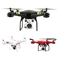 Haihuic X52 Wireless WiFi 2.4GHz 4Axis Steering Engine 2.0MP Camera Video RC Set Height Quadcopter Drone UAV Aircraft
