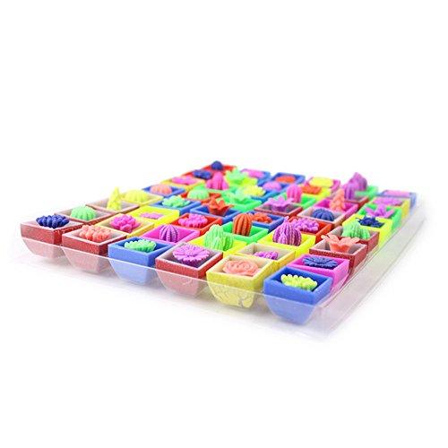 Fenghong Cactus Toy, Grow in Water Giocattoli Impianto di espansione novità Eva Cactus Home Antistress Gadget