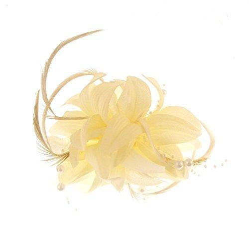 Crème avec perles à suspendre Bibi sur un clip pour des sorties