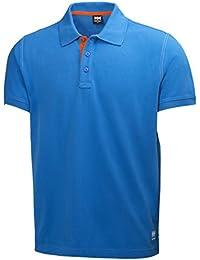 Helly Hansen Workwear ligero Polo de Oxford robusto trabajo Camiseta 79025