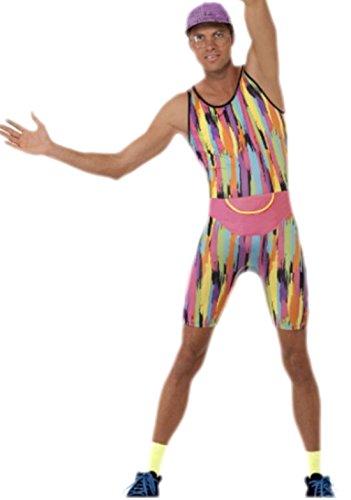 Luxuspiraten - Herren Karnevalskomplett Kostüm Mr Energizer , M, ()