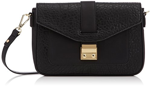Paul & Joe Sister Candle Black, Borsa messenger donna