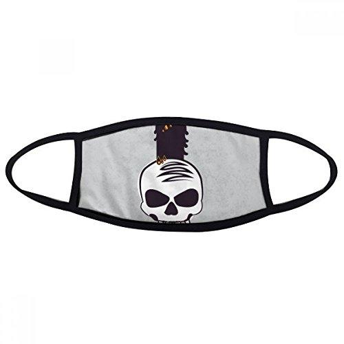 DIYthinker Halloween Kerzen Schädel Hexe Gesicht Anti-Staubmaske Anti Kälte Maske Geschenk