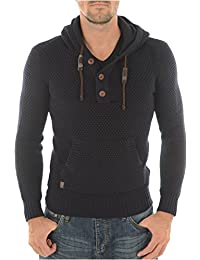 BIAGGIO JEANS Pulls - PLUMIL - HOMME