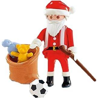 Playmobil Especial Navidad – Papa Noel con Bolsa de Regalos (4679)
