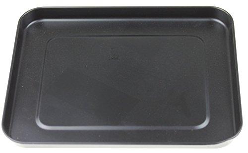 Backblech 722 (28x23cm) für Minibackofen/Kleinküche