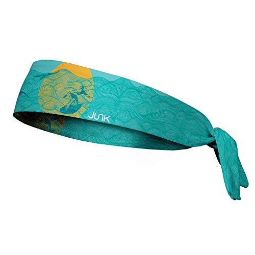Junk Marken Longboard-ft Longboard Flex Krawatte Haarband