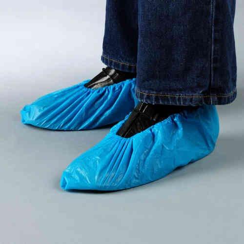 100 OP - a través de zapatos, zuecos, CPE a través de zapatos
