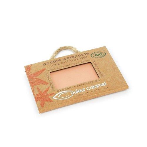 Couleur Caramel Poudre compacte n°04 Beige orangé 6.5g