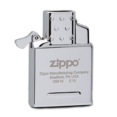 Zippo 18795 Butane Lighter Insert-Double Torch-Empty Gaseinsatz-2006816, Stahl