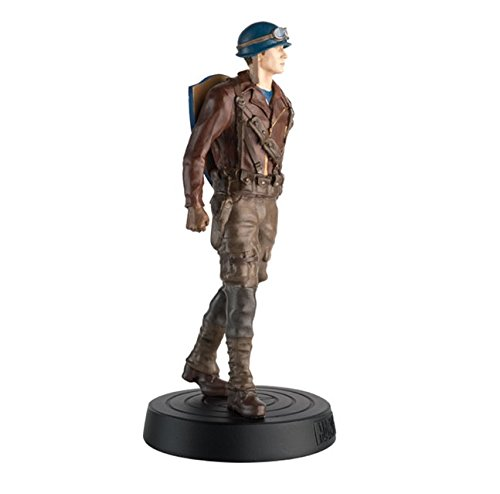 FIGURA DE RESINA MARVEL MOVIE COLLECTION Nº 45 CAPITAN AMERICA (STEVE ROGERS)