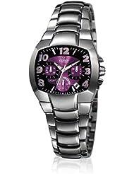 Viceroy 432016-75 - Reloj negro / morado