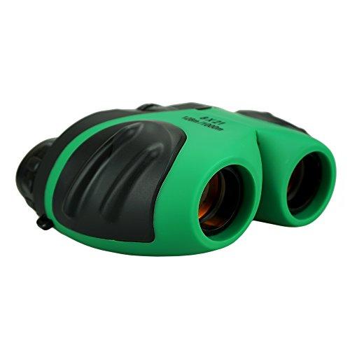 Wiki Spielzeug für 3-12 Jahre alte Jungen, Kompakt-Fernglas für Kinder Jagd Vogelbeobachtung Spielzeug für 3-12 Jahre alte Mädchen Geschenke für Teenager Jungen