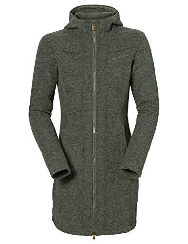 VAUDE 03922 veste pour femme tinshan coat Vert - vert sapin