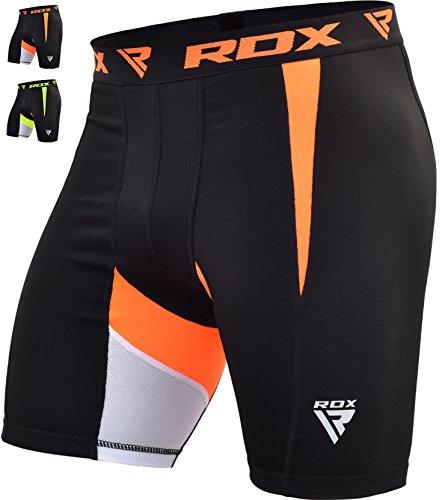 RDX Neopreno Compresión Pantalones Cortos Termicos Base Layer Calzoncillos Short Boxer