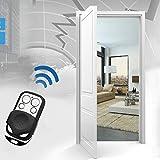 4-Controlador-Fob-alejado-de-la-Llave-de-Control-ABCD-de-Control-Remoto-433-MHz-Puerta-automtica-de-Canal-inalmbrico-RF-Puerta-de-Garaje