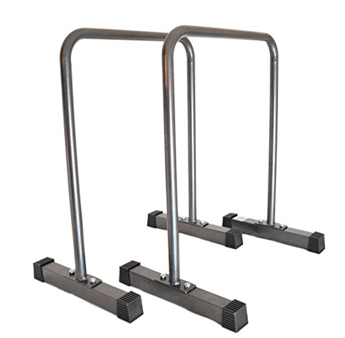 High Parallettes, Push Up Bars, Dip Station
