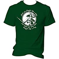 """CG Anne Bonny Mary Read """"If You Had Fought Like A Man"""" My Rules Female Pirate Unisex T-Shirt"""