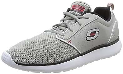 Skechers  Counterpart, Sneakers basses homme, Gris (Lgbk), 41