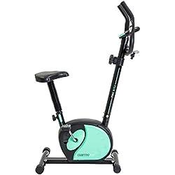 Cecotec Gnetic Fit - Bicicleta magnética, color negro