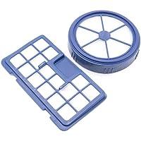 vhbw Set de filtros hepa para aspiradoras como Hoover U60-35600936; Filtro de protección