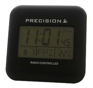 Precision PREC0034 Touch Sensitive Alarm Clock