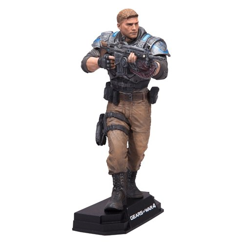 McFarlane 12005Gears of War 4JD Fenix Action Figure