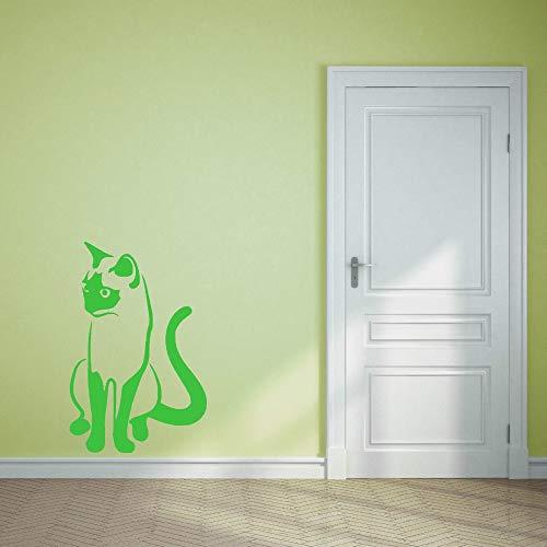 lyclff Adesivo da Parete Art Design Soggiorno Home Decor Adesivo da Parete Adesivo da Parete Serie Animali Impermeabile ~ 1 74 * 114cm