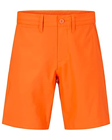 Peak Performance Short de golf pour Maxwell Pop Orange, Pop Orange, 32W x 32L
