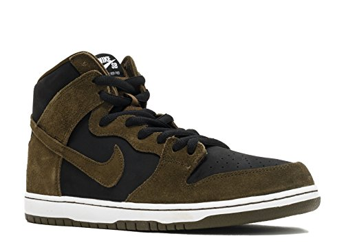 NIKE SB ZOOM DUNK HIGH PRO 'DARK LODEN' - 854851-330 - SIZE 13 - US Size (Nike Womens Dunk)