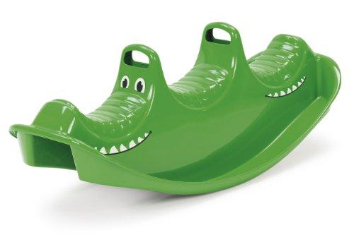 Dantoy 6721 - Wippe 105 cm Krokodil