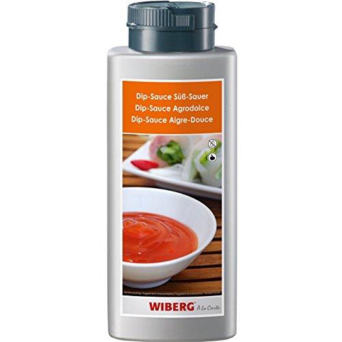 Wiberg - Dip-Sauce Süß-Sauer - 800g