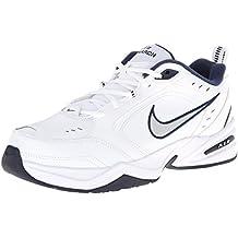 Nike Uomo Nike Air MONARCH IV (4E) RUNNING Scarpe -10.5  bianco   886da5f497a