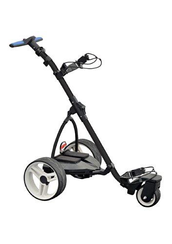 Powerfly Golf Cart Trolley Eléctrico Carro Plegable - Portabebidas Bolsa de Viajes Titular de la Tarjeta de