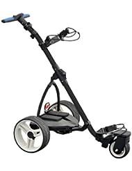 Powerfly Golf Cart Trolley Eléctrico Carro Plegable - Portabebidas Bolsa de Viajes Titular de la Tarjeta de Puntuación