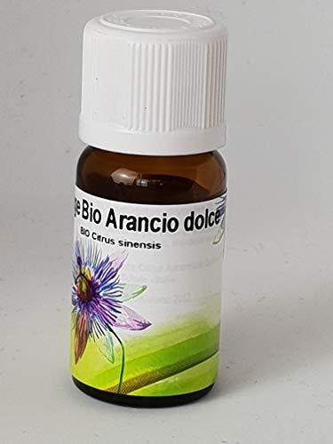Bio Arancia dolce - Citrus sinensis di olii essenziali, 100% naturali e biologici 10ml