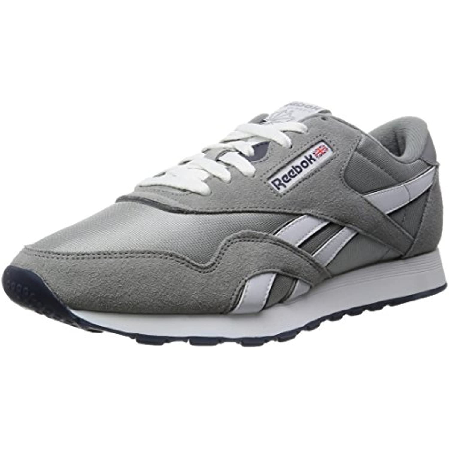 Reebok Cl Nylon, Baskets Mixte Adulte - B000AOZIJY - - - 066103