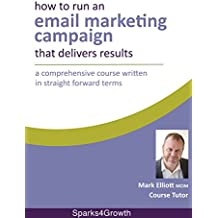 How To Run An Email Marketing Campaign That Delivers Results: For Small Businesses or People New to Email Marketing (FindACourseOn (SKU:EMMCourse) Book 1) (English Edition)