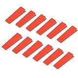 100pcs piastrellatura per pavimenti sistema di livellamento piastrella livellatore distanziatori clip cunei livellatrice per piastrelle distanziali livellamento piano strumenti (senza clip)