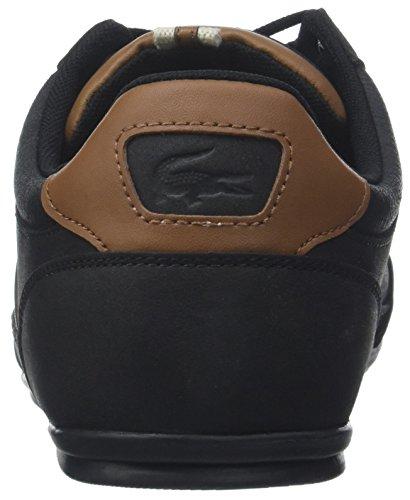 Lacoste Men''s Chaymon 318 2 Cam Trainers, Black (Blkbrw 094), 9 Uk 9 Uk