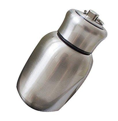 Unicoco Mini Bottiglie Isotermiche in Acciaio Inossidabile 250ML Thermos Bottiglie da Viaggio...