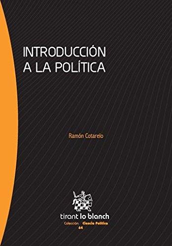 Introducción a la política par Ramón Cotarelo García
