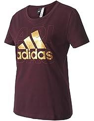 Adidas Foil Logo T-shirt, femmes