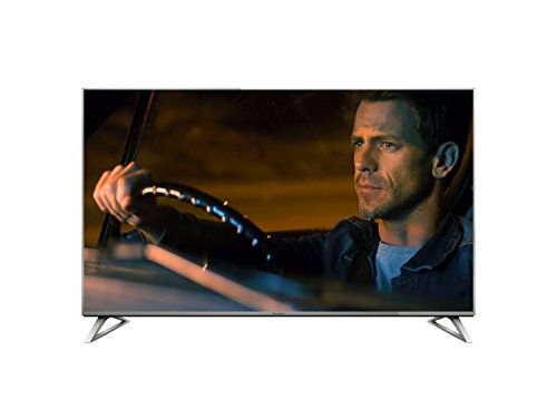 Panasonic TX-40DX700B 40-inch 1400 Hz 4K Ultra HD Smart LED TV with Freeview Play (2016 Model) - Silver