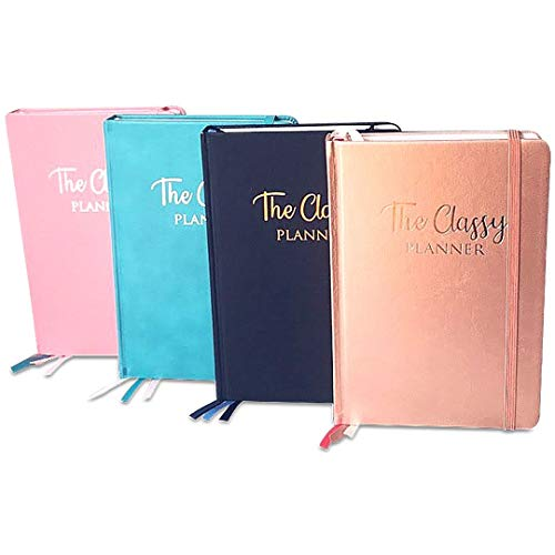 The Classy Planner - Undated Sty...