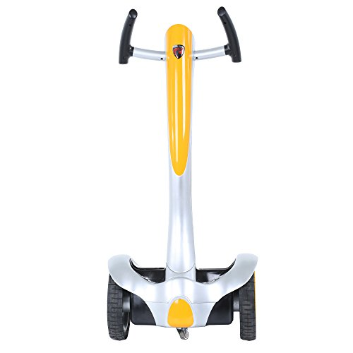 ROLLPLAY Selbstbalancierendes Elektrofahrzeug, Für Kinder ab 6 Jahren, Bis max. 50 kg, 12-Volt-Akku, Bis zu 6 km/h, Uprider, Weiß
